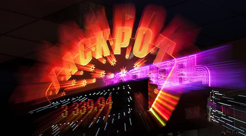 Internetbaserade casinon är en succé!
