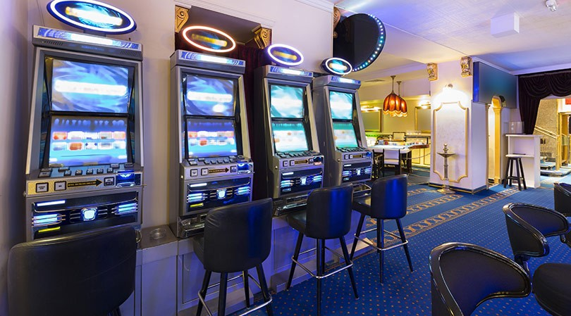 Casino - Slotmaskiner